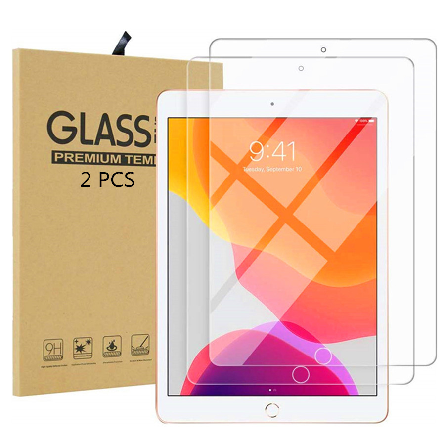 Ultra Slim Brand New Tempered Glass Screen Protector for iPad 2018 A1893//A1954