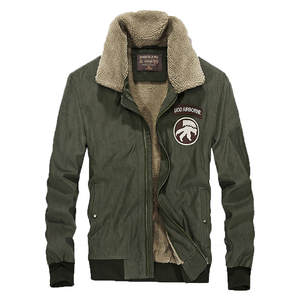 Jacket Coat Clothing Outwear New-Product Military Tactical Men's Winter Fashion Cotton