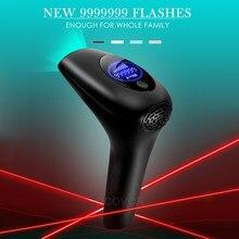 999999/900000 flashes novo ipl depilador permanente ipl fotodepilador depilação depiladora indolor elétrica dropship