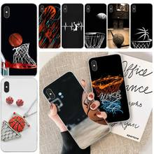 Basketball necklace Customer High Quality Phone Case For iphone 6 6s plus 7 8 plus X XS XR XS MAX 11 11 pro 11 Pro Max Cover lovebay geometri customer high quality phone case for iphone 6 6s plus 7 8 plus x xs xr xs max 11 11 pro 11 pro max cover