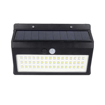 Solar Led Light Outdoor Waterproof Lamp With Motion Sensor Street Lights Wall Stairs Exterior Garden Decoration For Summer House