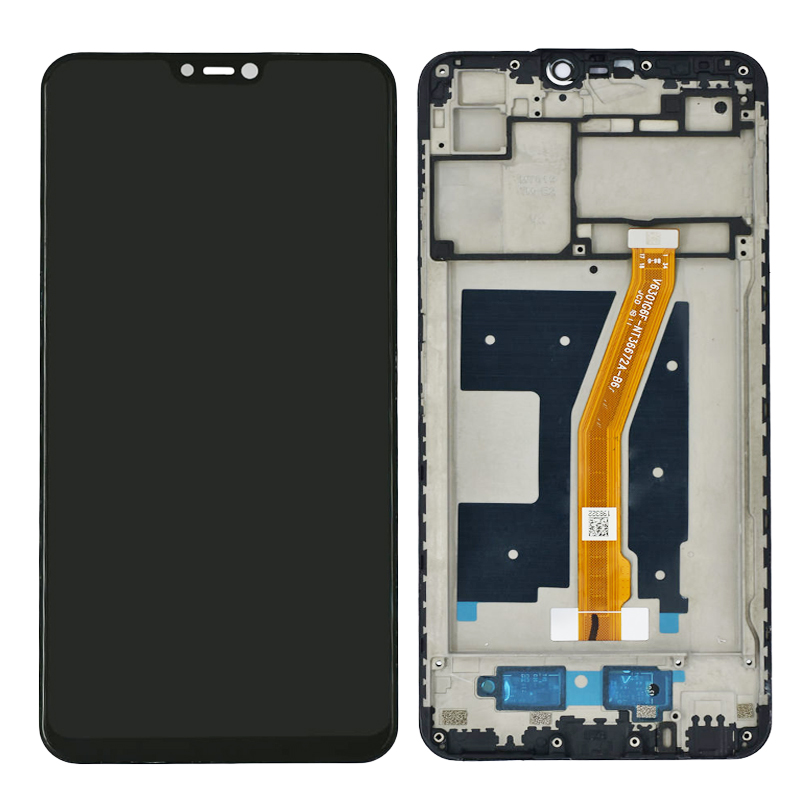 For <font><b>Vivo</b></font> V9 Youth Display With Touch Screen Digitizer Glass Combo Assembly Replacement Parts For <font><b>VIVO</b></font> <font><b>1727</b></font> LCD 6.3 Inches image