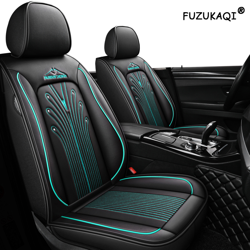 FUZHKAQI leather car seat covers for lexus nx es nx200 nx300h rx 570 470 460 200 rx470 rx570 rx300 rx450h rx200t rx 460 GS auto