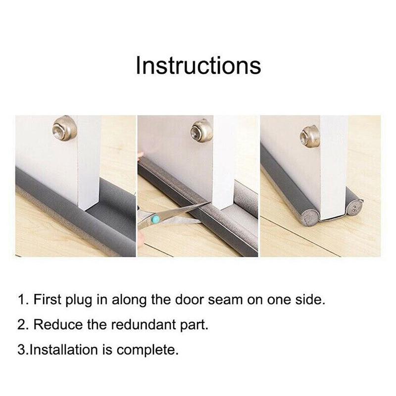 Flexible Door Bottom Sealing Strip