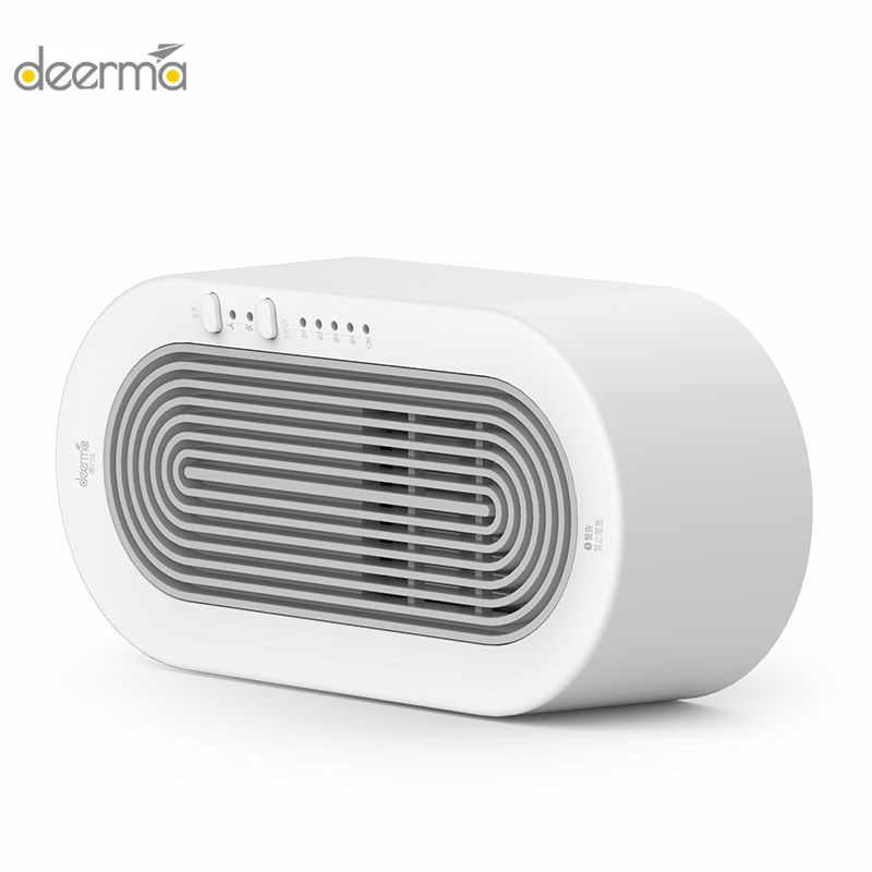 Deerma Portable Electric Heater Dem Nf03 Low Power 250w Mini Hand Held Heater For Office Home Dormitory Electric Heaters Aliexpress