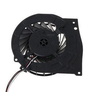 Бесщеточный Охлаждающий вентилятор для Delta KSB0812HE для Sony Playstation 3 PS3 Super Slim 4000 4K CECH-4201B кулер