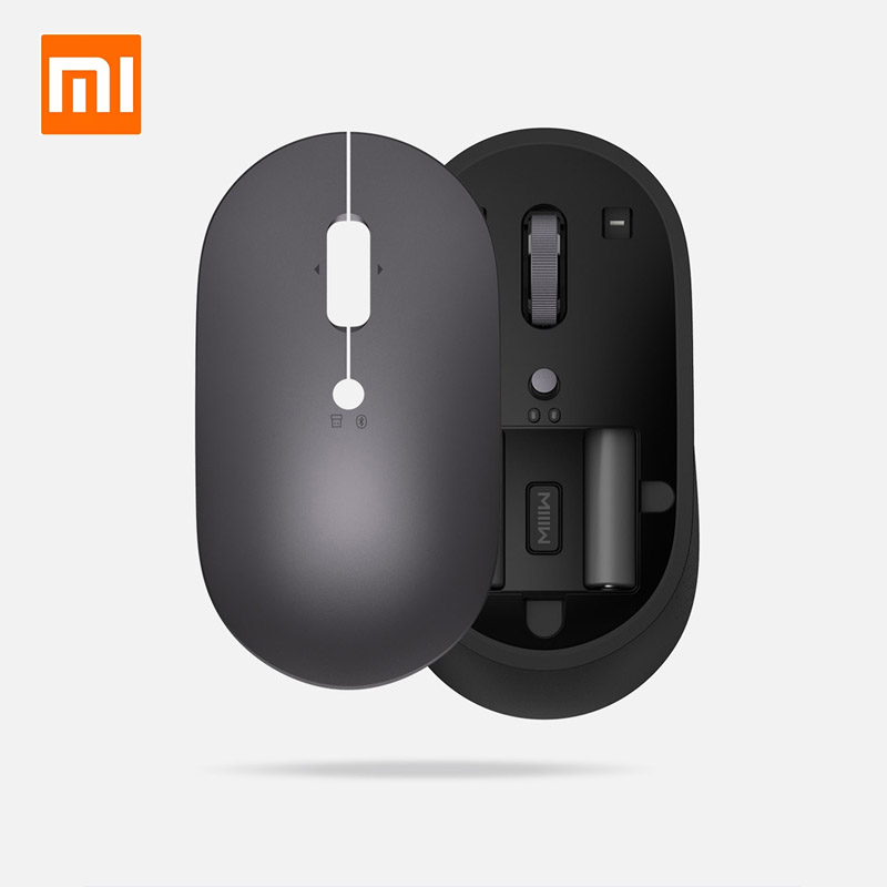 Xiaomi Keyboard Office-Gaming-Mouse Bluetooth-5.0-Mouse MIIIW Wireless Portable S500