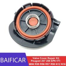 Baifar абсолютно новый PCV крышка клапана Ремонтный комплект крышка клапана с мембраной для Peugeot 207 EP6 VTI Citroen MINI Cooper N12 N16