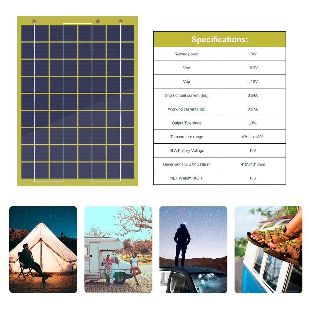 10 Watts Epoxy Solar Panel (4)