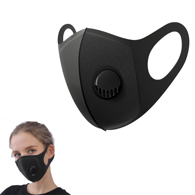 Pollution Mask Military Grade Anti Air Dust And Smoke Pollution Mask With Adjustable Straps And A Washable Mask Made
