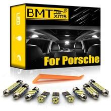 BMTxms Canbus Auto LED Innen Lampe Für Porsche Cayenne 9PA 92A 996 997 Boxster Cayman 986 987 981 Macan 95B Panamera 970