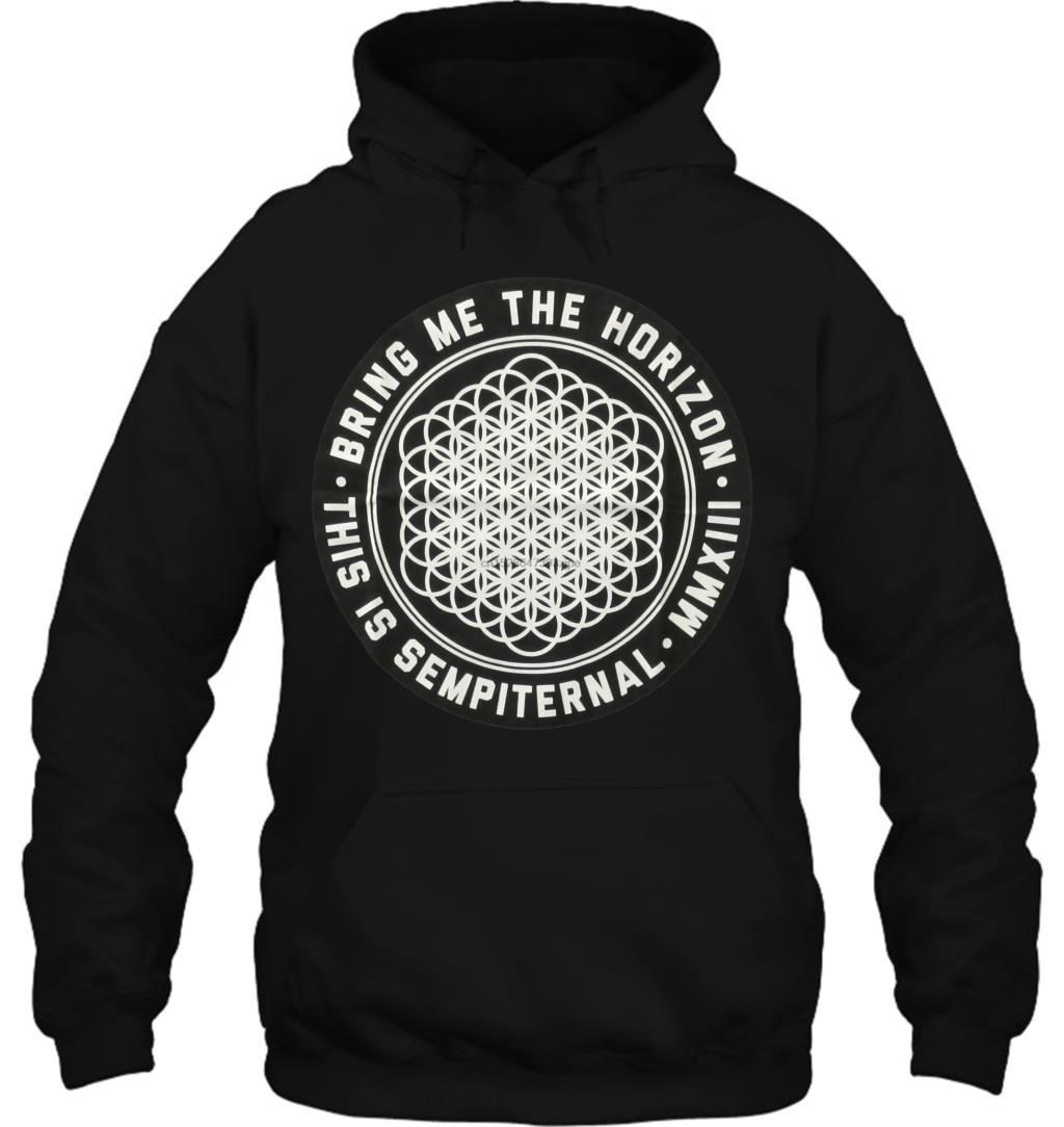 Bring Me The Horizon Sempiternal Grey New Adult Bmth Streetwear Men Women Hoodies Sweatshirts