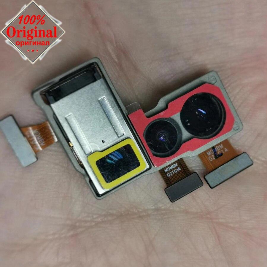 100% Original Telephoto Main Rear Camera Module Camera 4800MP+1300MP+800MP For Oppo Reno 10X zoom Flex Cable big back Camera