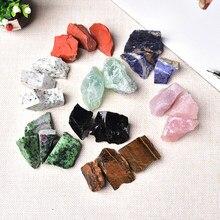 1pc rosa natural minério de quartzo mineral casa decoração do tanque de peixes pedra jóias reparação mágica cura espécime gem ornamento