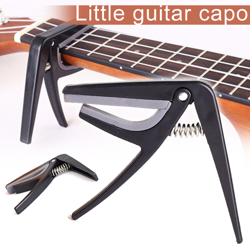Ukulele Capo Quick Change Clamping Parts Accessories Portable Durable For Guitar ALS88