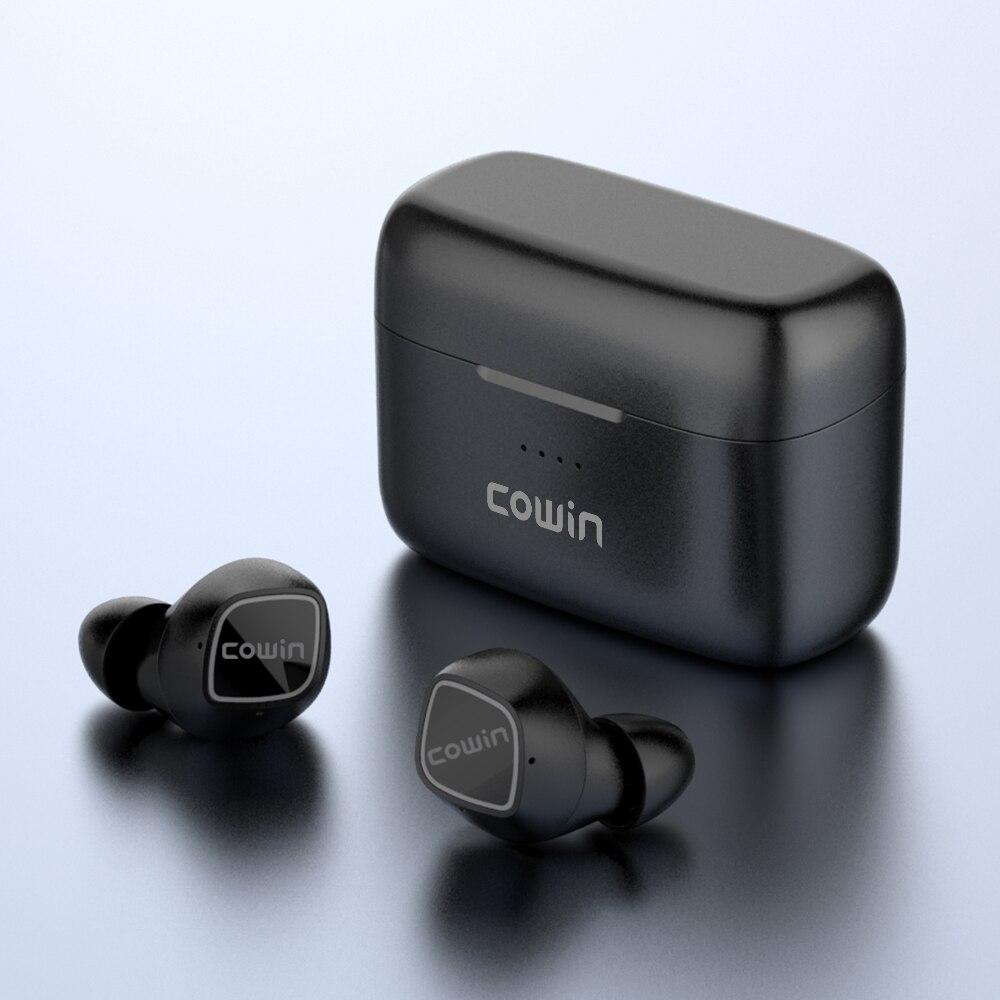 Headphones Bluetooth Earbuds Cowin Ky02 Xiaomi All-Smart-Phone Tws Wireless Sport