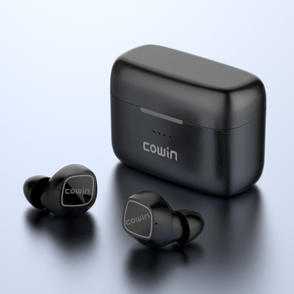 COWIN KY02[Upgraded] TWS Wireless headphones Bluetooth 5.0 Earphones sport Earbuds Headset With Mic For all smart Phone Xiaomi