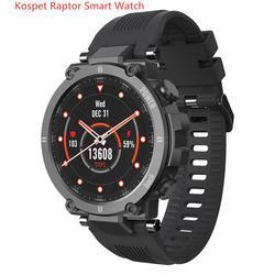 Kospet Raptor inteligentny zegarek mężczyźni IP68 wodoodporny pulsometr Sport Fitness Track Bluetooth 4.0 inteligentny zegarek dla Android IOS