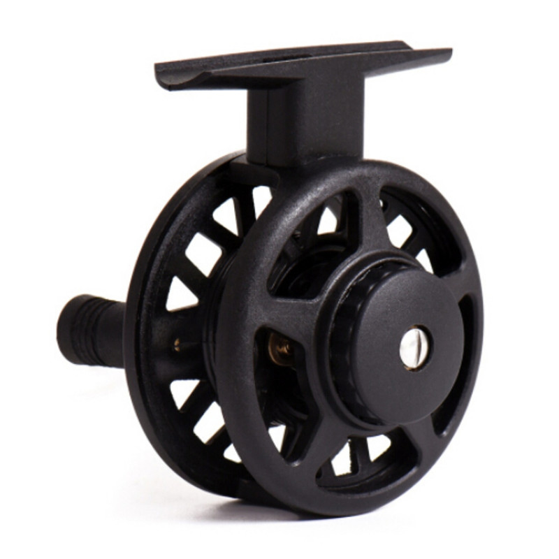 Fishing <font><b>Reels</b></font> Right Former Rafting Fishing <font><b>Reel</b></font> For Ice Fishing Fly Fishing Tackle Gear image