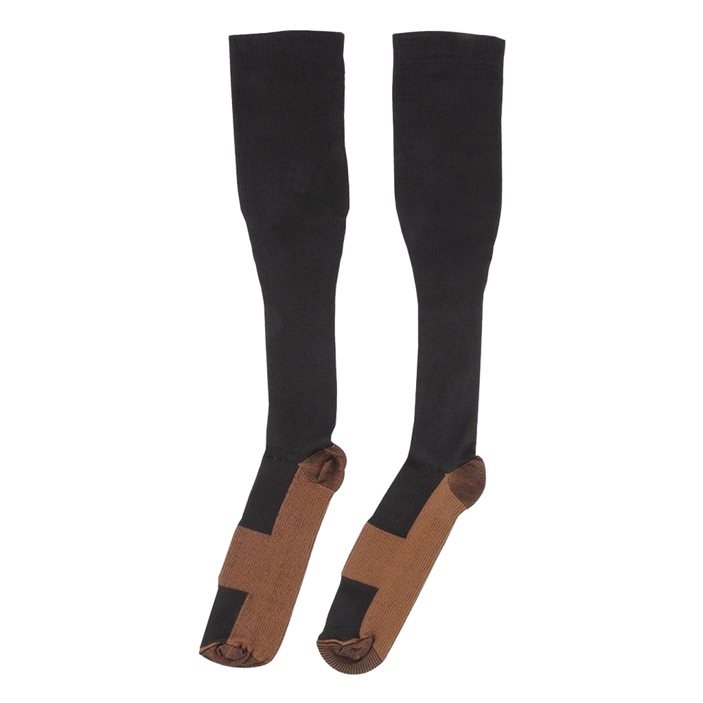 Infused Anti-Fatigue Compression Socks High Relief Varicose Vein Stocking