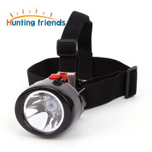 Hunting Friends Wireless Mining Light KL3.0LM Waterproof LED Headlight Explosion Rroof Cap Lamp Rechargeable Mining Headlamp