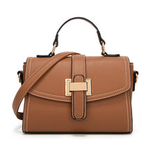 Luxury Designer Women Bags PU Leather Messenger One Shoulder Crossbody Bag Girls Handbag Female Totes Pack Party Small Bolsas
