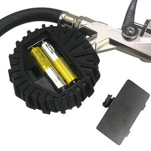 Image 4 - Araba dijital lastik lastik basınç göstergesi monitör sistemi sensörü dijital presion de neumaticos hava pompası şişme tabanca test göstergeleri