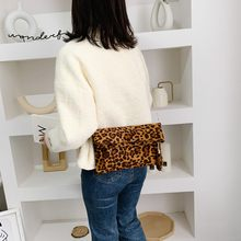 Fashion Women Leopard Printing Hasp HandBag Phone Bag Shoulder Bag Messenger Bag luxury handbags women bags designer(China)