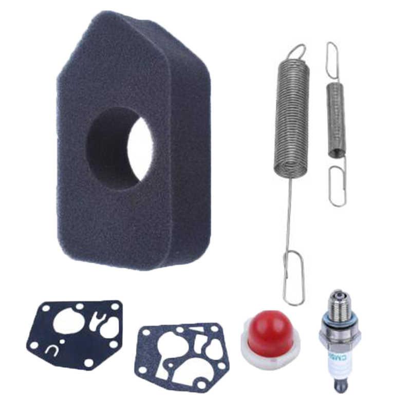 Spring Air Filter Gasket Primer Bulb  Bulb Kit For Briggs Stratton 691859 692211