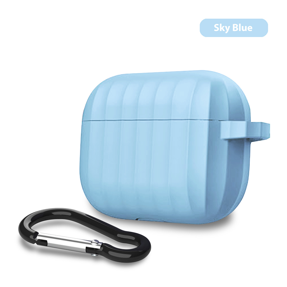 Anti-drop Silicone Case for AirPods Pro 9