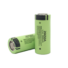 50A 26650 5000mah 26650-50A Li-ion 3.7v Rechargeable Battery for Flashlight 20A new packing High-rate 26650 cell Turmera NEW