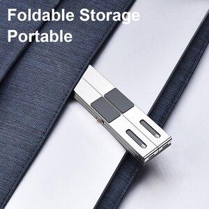 Image 4 - Suporte do portátil ajustável suporte para notebook mackbook pro base de computador ar riser portátil portátil suporte de refrigeração