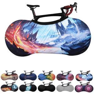 Image 2 - WEST BIKING MTB Road Bike Protector ruote Cover antipolvere antigraffio equipaggiamento protettivo interno 26 27.5 29 700C custodia