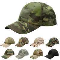 29 Colors Camo Men's Baseball Cap Male Bone Masculino Dad Hat Trucker New Tactical Men's Cap Camouflage Snapback Hat 2020
