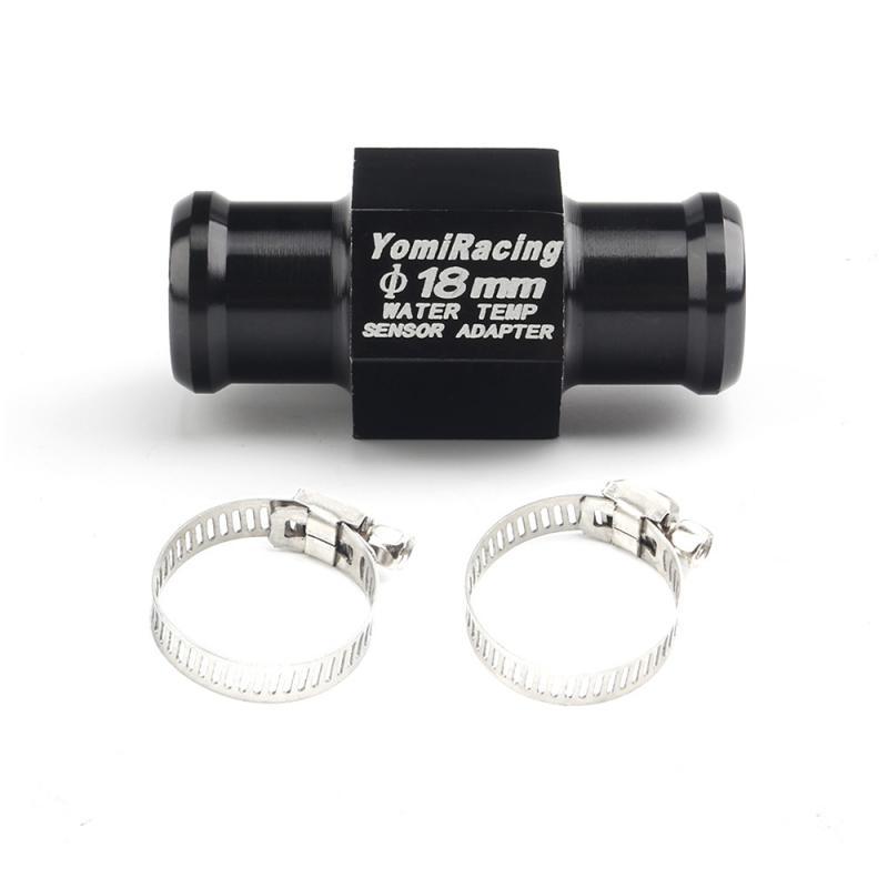 28mm Water Temp Temperature Joint Pipe Sensor Gauge Radiator Hose Adapter Hot