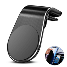 Car-Phone-Holder Magnet-Mount Gps-Support Air-Vent Mobile Mini IXUR New