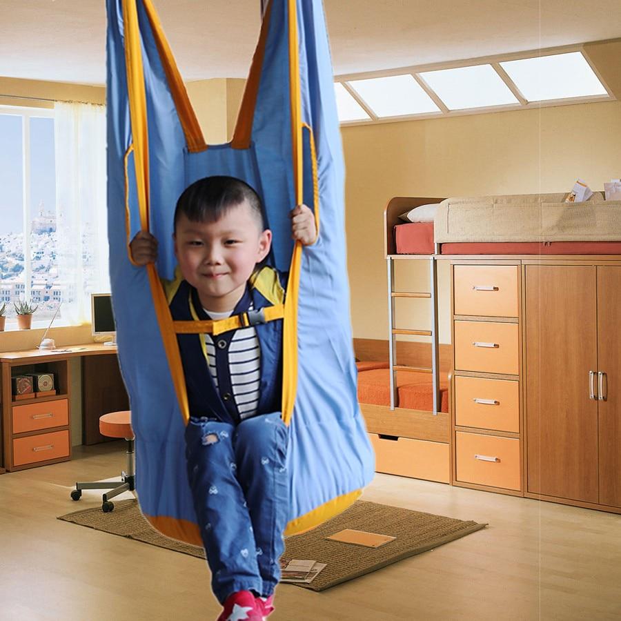 2019 Hot Sale Outdoor Children Hammock Garden Furniture Swing Chair Indoor Hanging Seat Child Swing Seat Patio Portable