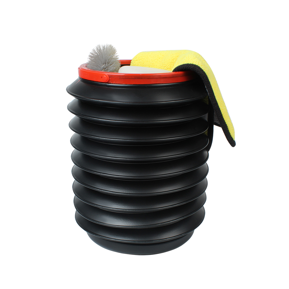 Storage-Box Barrel-Trash-Bin Fixed-Container Water-Bucket Foldable Universal Multifunctional