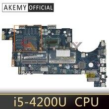 Akemy материнская плата для ноутбука ACER Aspire R7-572 Intel Core i5-4200U материнская плата LA-A021P SR170 DDR3