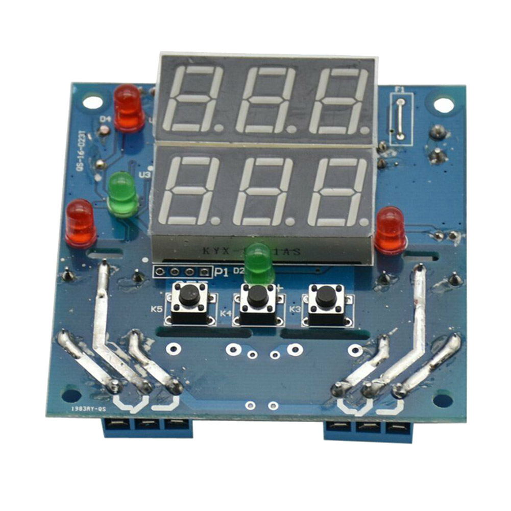 12V Intelligent Temperature Humidity Controller Relay Thermostat Module AC/DC ND998