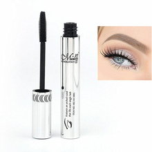 Professional Makeup Cosmetic 3D Waterproof Black Mascara Volume Lengthening Curling Eye Lashes Express False Eyelashes