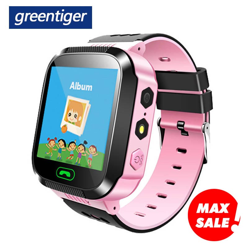 Greentiger Q02 Baby SOS Camera Smart Watch LBS Tracking Location  Finder  SIM Children Watch Alarm Clock Wristwatch VS Q528 Q50-in Smart Watches from Consumer Electronics on AliExpress