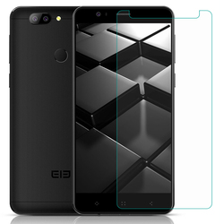 На Алиэкспресс купить стекло для смартфона tempered glass for elephone u2 p8 3d max a6 mini a4 pro a5 lite soldier 9h 2.5d protective film lcd screen protector cover