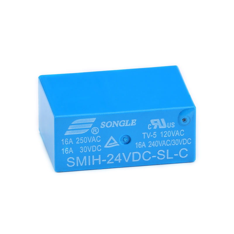 SMIH-05VDC-SL-C SMIH-12VDC-SL-C SMIH-24VDC-SL-C 05 12 24 V Relays 16A 250V 8pin A Set Of Conversion 14FH Compound type (5)