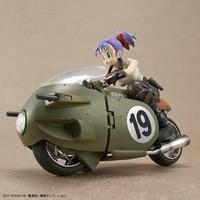 Original bandai Dragon Ball Mechanics Bulma's Variable No.19 Bike Action Figurals