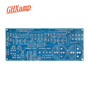 Image 1 - GHXAMP فيلم سميك مكبر كهربائي ثنائي الفينيل متعدد الكلور لوحة فارغة ثنائي القناة عالية الحالية STK4036 STK4050 لجميع STK4040XI STK4048XI