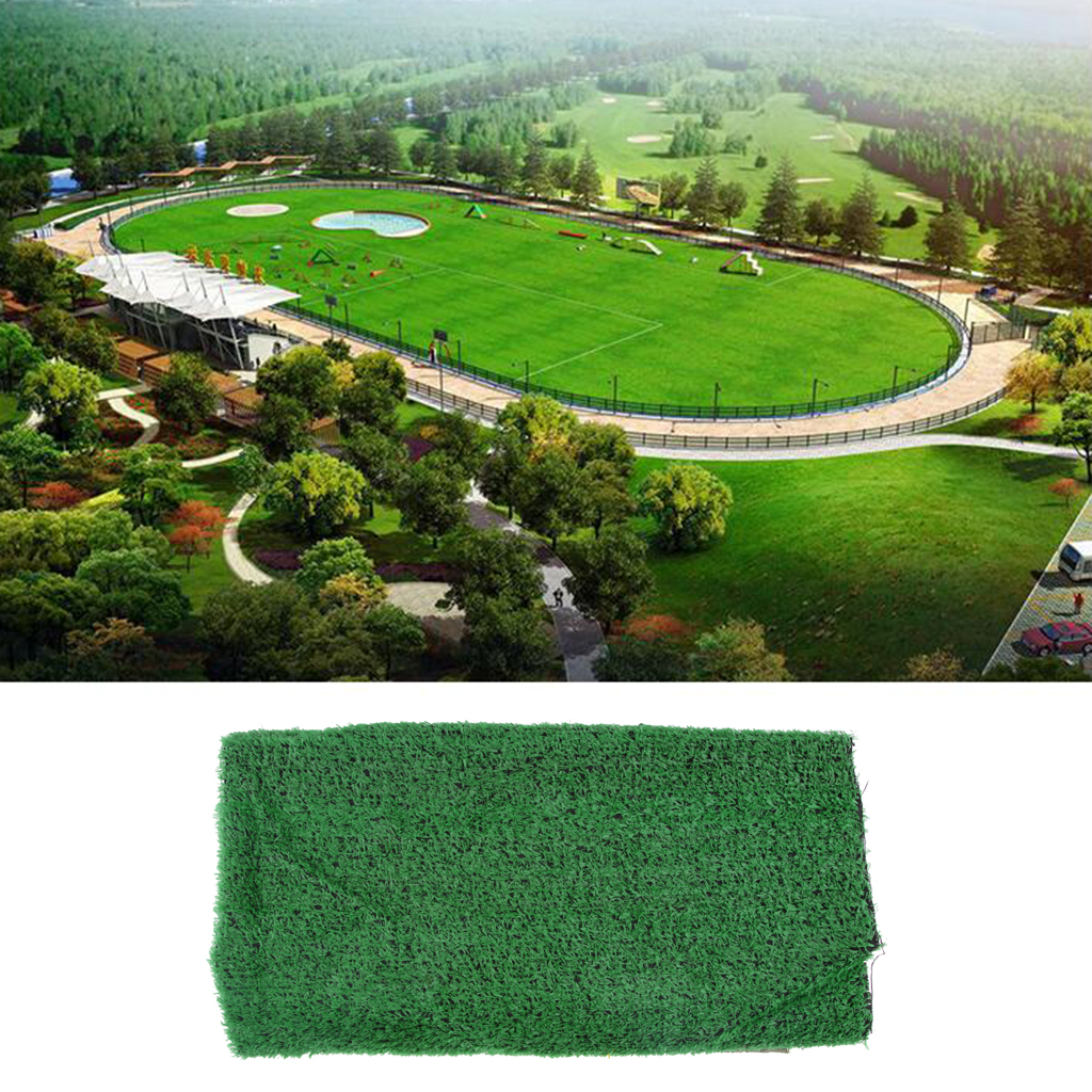 Realistic Artificial Grass Fake Faux Grass Mat Outdoor Dogs Pets Synthetic Grass Artificial Lawn Aliexpress