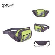YoReAi Hiking Pink Banana Bum Belt Bag Fanny Pack Waist Bags Kidney Shoulder Bag Pouch Men Women Waist Packs Ladies Waist Pack sansarya belt bag boho bohemian vintage fanny pack for women cute festival hippie ladies waist bag tribal aztec girls bum bag
