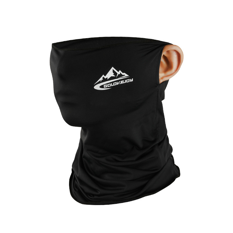 Ice Silk Sunscreen Mask Summer Male Ms. Riding Magic Scarf Multifunction Outdoor Sports Dust-Proof Collar 3