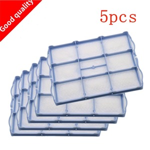 5pcs/lot Good quality motor HEPA filter H12 replacement for BOSCH SIEMENS Vacuum cleaner accessories parts VS63A2310 VS 08(China)